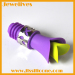 Fishion silicone wine bottle stopper parts