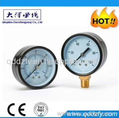 Utility gauge for commercial and industrial markets