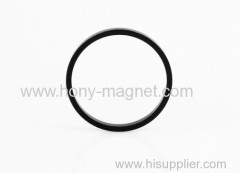 Good performance permanent bonded neodymium big ring magnets