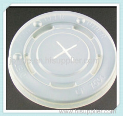 disposable paper cup cold lids 80mm