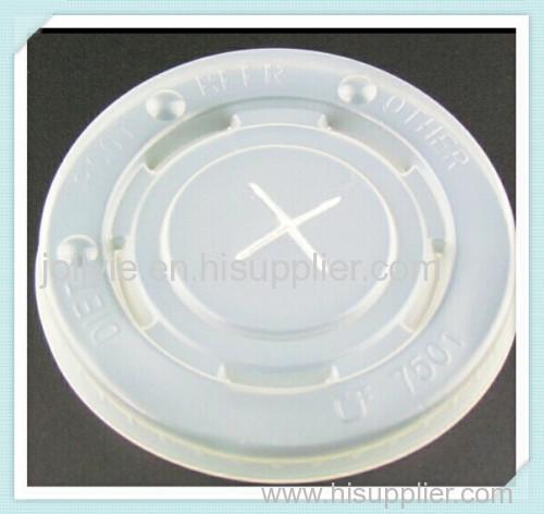 disposable paper cup cold lids 80mm