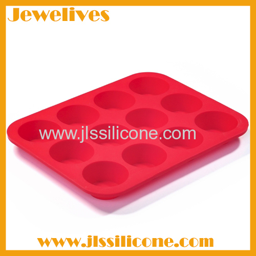 silicone chocolate mould heat insulation