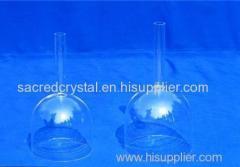 Crystal Clear handle bowl