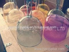 Crystal Color handle bowl