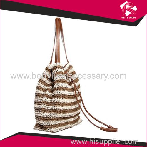 fashion handbags/ straw bags