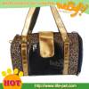 Leopard design fashion dog bag