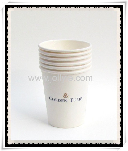 Euro 8oz disposable paper cups for coffee