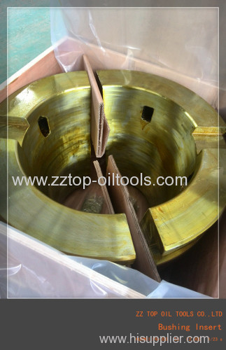 API spec rotary drive bushing MSS/MSPC/MDSP/MSP/MPCH for oil and gas rig
