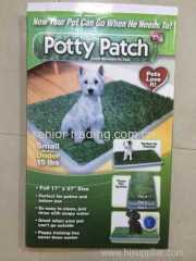New high quality and durable Pet potty Pet Park Potty Patch Pet Zoom