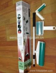 Sticky lint roller set carpet roller cleaner sticky cleaner