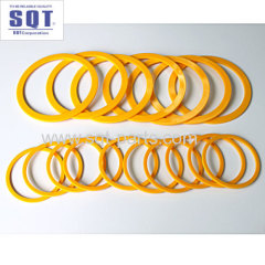 Excavator seal BRT seal yellow back up ring