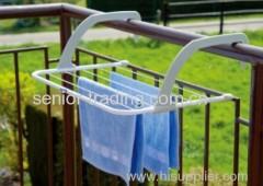 Portable Folding Towel Rack Clothes Drying Rack shoes drying rack