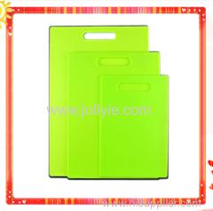 PP Plastic Cutting Board Set 3PCS SET