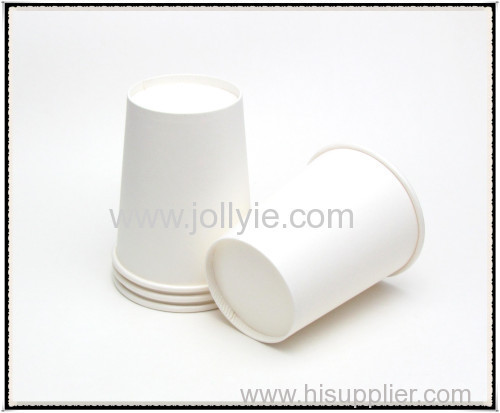 8oz PLA disposable paper cups for coffee
