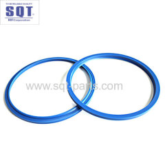 Excavator seal of dust rubber seal