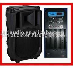 PA cabinet audio speaker