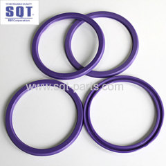 Excavator purple seal IUI Rod seal