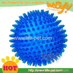 Rubber pet toy dog toy