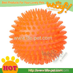 Supper Hot Selling Pet Products Wholesale Pet Toys Dog Toys Vinyl Dog Ball Throw