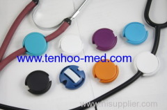 Colorful Stethoscope Name Tag