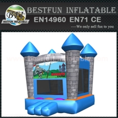 Inflatable bounce houses moonwalks