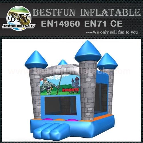 Inflatable bounce houses moonwalks