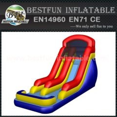Amusement big park water slides for sale