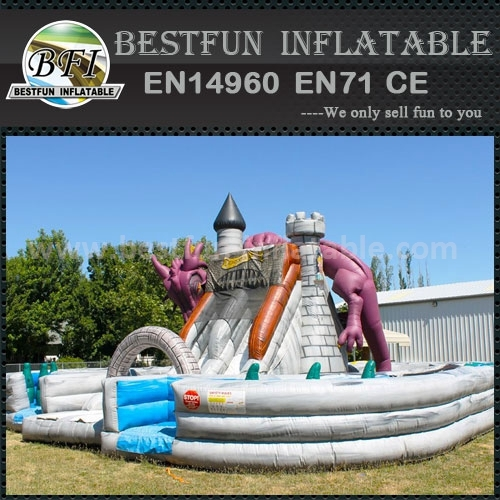 Dargon Bounce House Kids Inflatable Castle