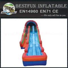 Rip N Dip Inflatable Water Slide