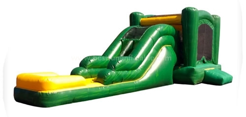 High quality 5 in 1Inflatable Tropical Combo
