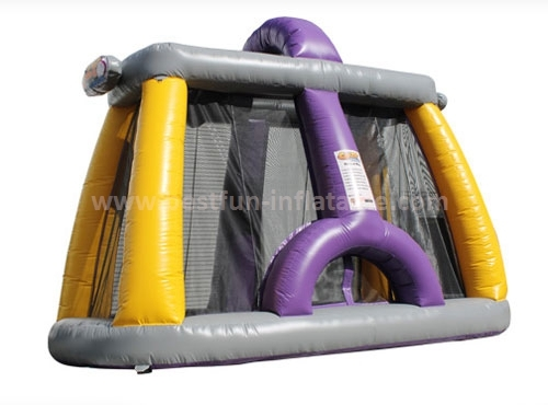 Jump bouncing cannon inflatable castles