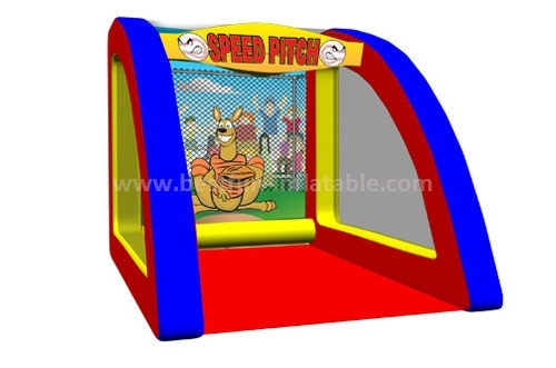 Sports cage inflatable speed pitch for sale