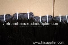 Vietnam human hair weave long hair 50cm