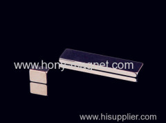 Super strong flat neodymium magnetic bar