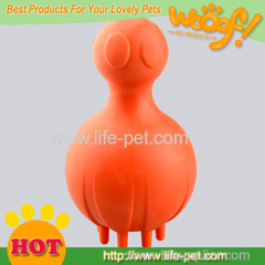 Wholesale rubber pet toy for dogs