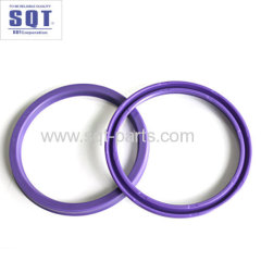 Excavator purple seal IUIS Rod seal