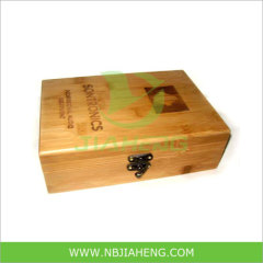Multi-function Bamboo Tea Box Set