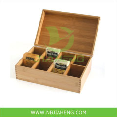 Top Grade Best Sell Engraved Bamboo Box