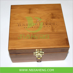 Fashion Bamboo Box For Jewelry