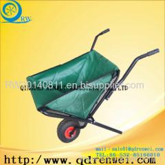canvans wheel barrow/garden wheel barrow
