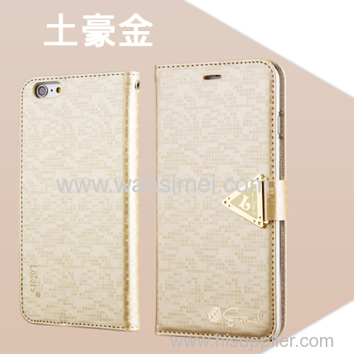 Hot selling phone case cover for iPhone 6 wholesale for Noble people China manufacturer