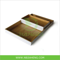Natural Bamboo Tray for Hoseware