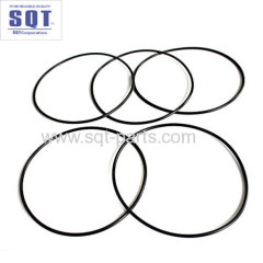 Excavator oil seal silicone viton O-Ring