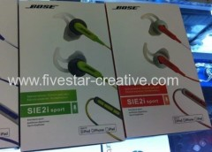 Wholesale New Package Bose SIE2i Sport Earbud Headphones with MIC AAA Quality
