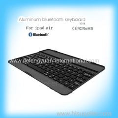 Ultra-thin aluminum bluetooth keyboard for IOS