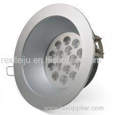 15*1W high power Ceiling LED light High Quality 15*1w led ceiling light 15*1W high power LED downlight