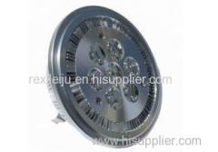 Energy Saving 650Lm 24V AC G53 LED Spot Light Fixtures, REX-B013 7W AR111 LED Spot Bulb