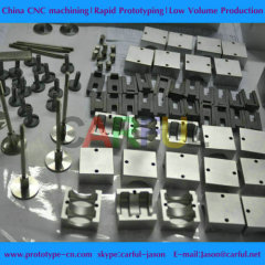 China OEM cnc machining