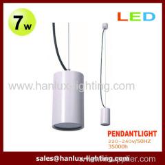 7W LED SMD Pendant Light