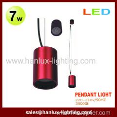 7W SMD Pendant Light